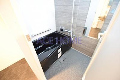 【浴室】ラ・プレミア桜川
