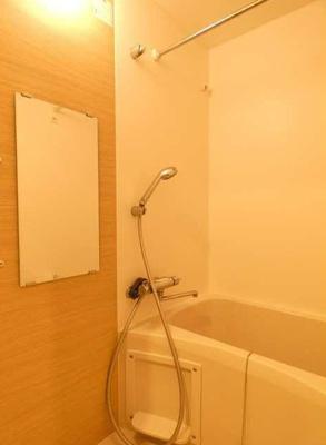 【浴室】レジデンツア西神奈川