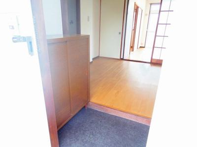 【玄関】エルディム・松村