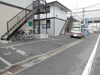 【駐車場】コスモクレールⅡ