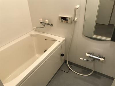 【浴室】元麻布広々1LDK ミルキーハウス元麻布