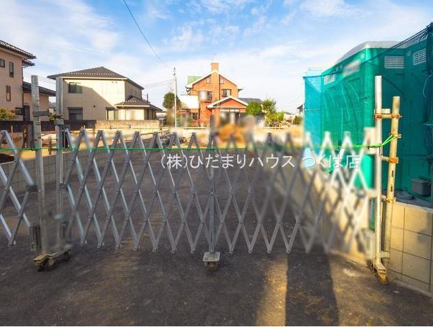 【外観】取手市寺田21-1期 新築戸建 3号棟