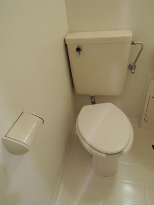【トイレ】スカイコート大倉山