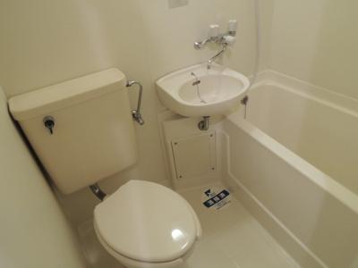 【浴室】スカイコート大倉山
