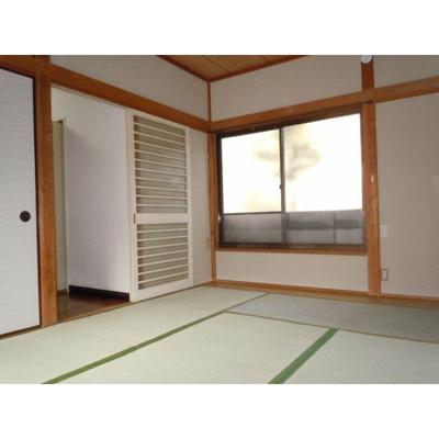 【寝室】イチブコーポ