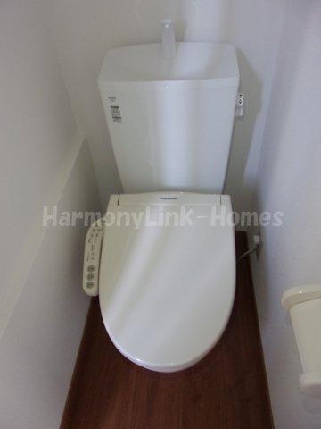 ソフィアソルト★落ち着いたトイレです☆