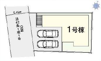 【区画図】大宮区三橋4丁目