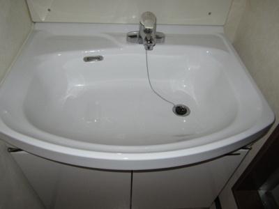 【独立洗面台】グランソレイユK&J弐番館