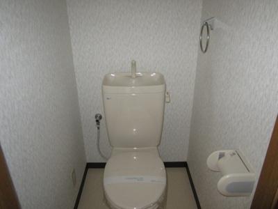 【トイレ】グランソレイユK&J弐番館