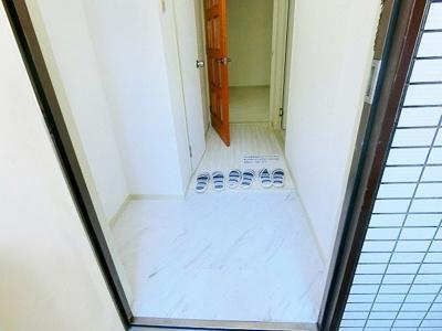 玄関~居室