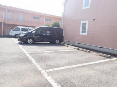 【駐車場】パストラルハイツ