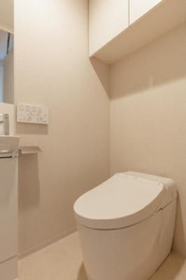 【トイレ】オープンレジデンシア西日暮里道灌山ヒルズ