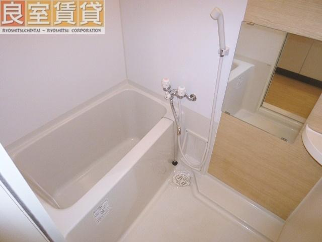 バスルーム※同タイプ別室の写真です。現状優先。
