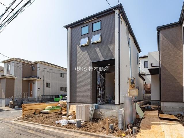【区画図】浦和区木崎4丁目627-12(2号棟)新築一戸建てグラファーレ