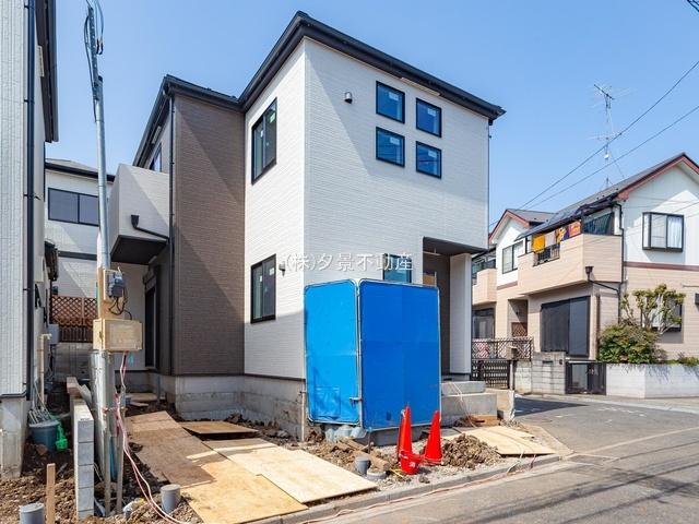 浦和区木崎4丁目627-12(1号棟)新築一戸建てグラファーレ