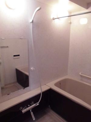【浴室】ライオンズマンション上野芝駅前