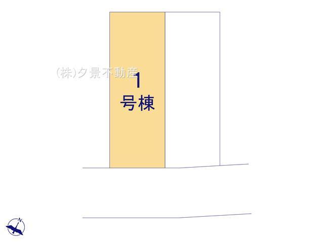 【区画図】緑区東浦和2丁目28-42 (1号棟)新築一戸建てハートフルタウン