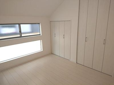 白を基調とした内装♪インテリアも合わせやすい色調で、お好きな家具やレイアウトをお楽しみいただけます。