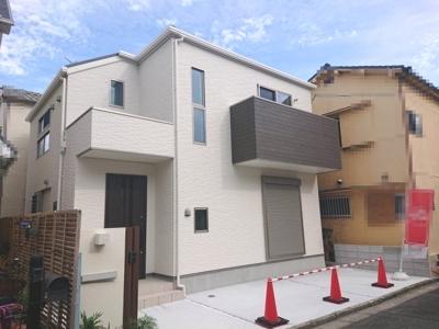 南海本線「諏訪ノ森」駅より徒歩8分の立地!閑静な住宅街に位置する3LDK新築戸建が誕生しました!