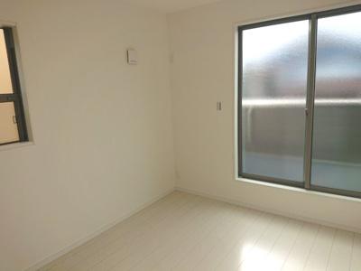 全居室6.0帖以上の広さを確保!それぞれに収納もご用意しているため、住空間がいつでもスッキリ!!
