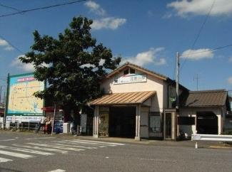 名鉄三河線 北新川駅まで430m