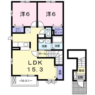 全居室収納があります