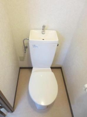 【トイレ】ブルーランド本町