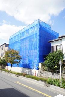 【外観】南区曲本 新築戸建