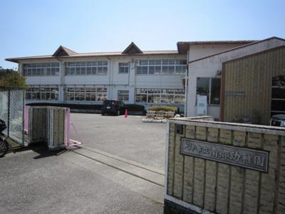 こちらは南郷幼稚園です!
