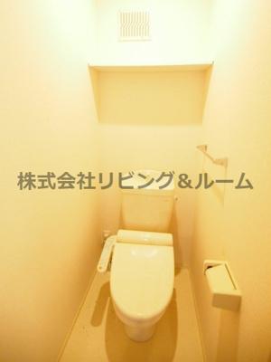 【トイレ】ヴェスタ・A棟