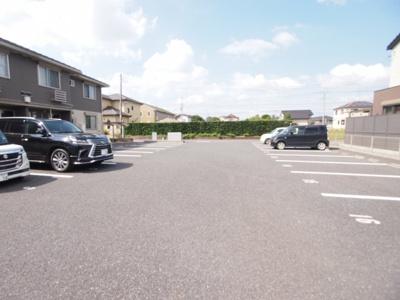 【駐車場】ヴェスタ・A棟