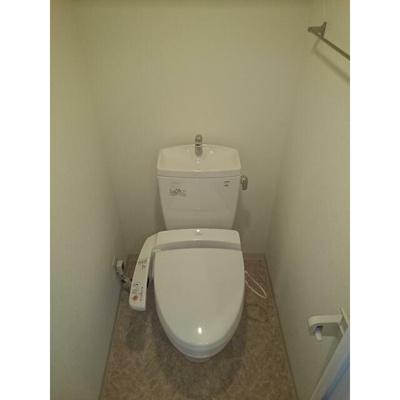 【トイレ】ドゥーエ練馬Ⅱ