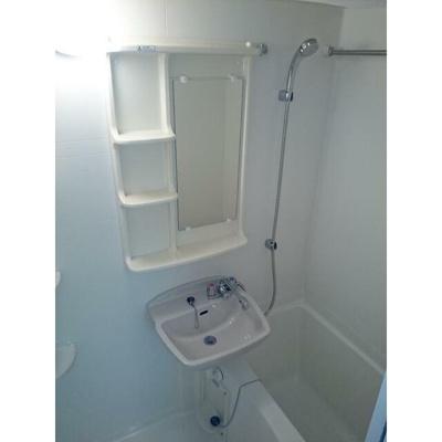【浴室】ドゥーエ練馬Ⅱ