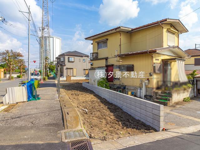 【区画図】川口市東本郷1290(1号棟) 新築一戸建て