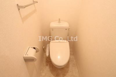 【トイレ】パウロニア