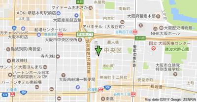 【地図】プライムツリー内久宝寺