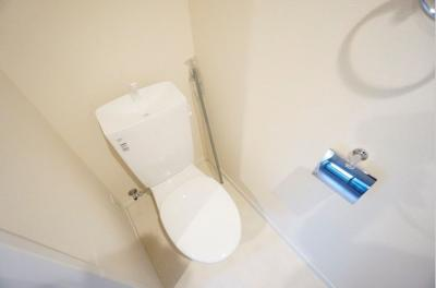 【トイレ】グランブルー杉並