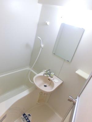 【浴室】スカイコート新宿第8