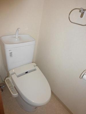 【トイレ】フォーディアル高田馬場