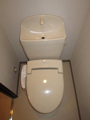 【トイレ】フジパレス浜寺サウス2番館