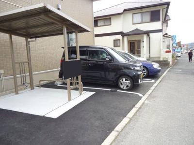 【駐車場】アベニュー山手