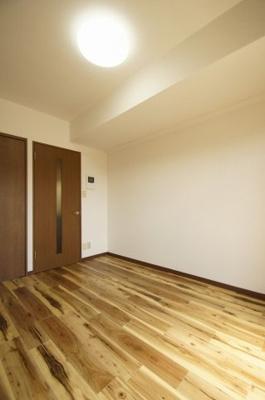 フローリングのお部屋です。