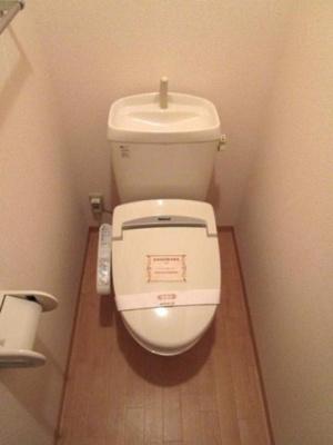 【トイレ】パーチェ寿