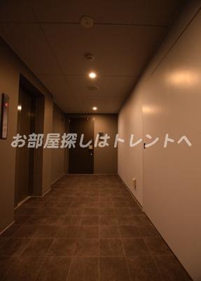 【その他共用部分】カーサスプレンディッド日本橋水天宮