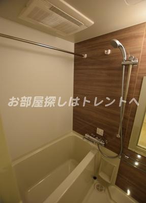 【浴室】カーサスプレンディッド日本橋水天宮