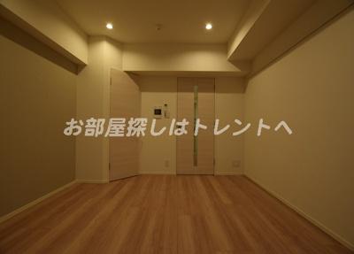 【居間・リビング】カーサスプレンディッド日本橋水天宮