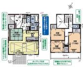 東松山市山崎町 新築分譲住宅の画像