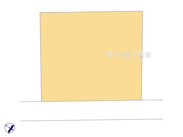 【区画図】西区大字指扇582(1号棟)新築一戸建てピュアガーデン