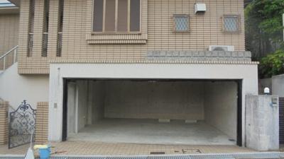 【駐車場】阪急電車 中山観音