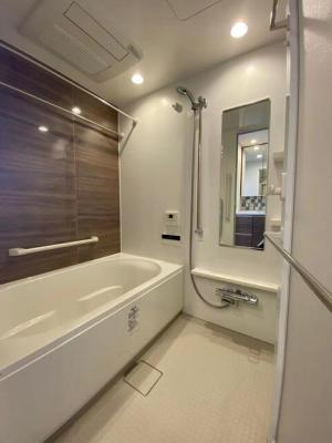 【浴室】ザ・パークハウス川口本町